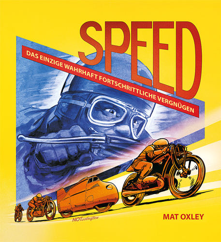 "Mat Oxley ""Speed"""